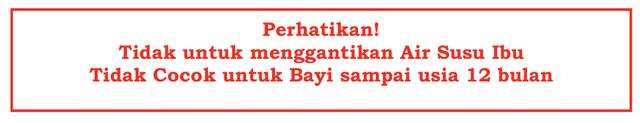Perlunya Sikap Tegas BPOM terhadap Pelanggaran Label/Iklan Kental Manis (10141)