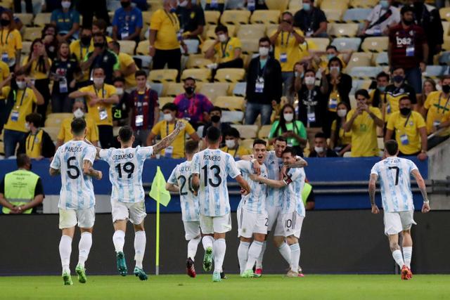 Prediksi Line Up Argentina vs Australia di Olimpiade 2020 (45267)