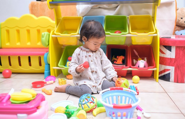 5 Alasan Orang Tua Perlu Ciptakan Ruang Bermain Anak di Rumah (237459)