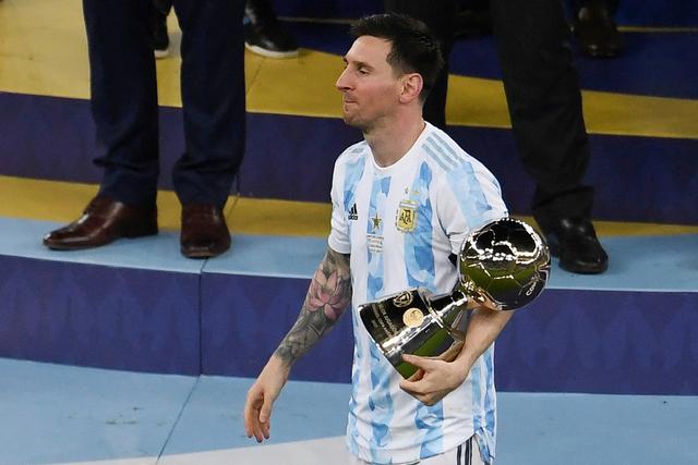 5 Pemain Termuda yang Masuk Daftar Ballon d'Or di Abad 21: Ada Ronaldo dan Messi (141464)