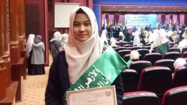 Gadis Aceh Penghafal 30 Juz Alquran Meninggal di Mesir, Dipulangkan Besok (245883)
