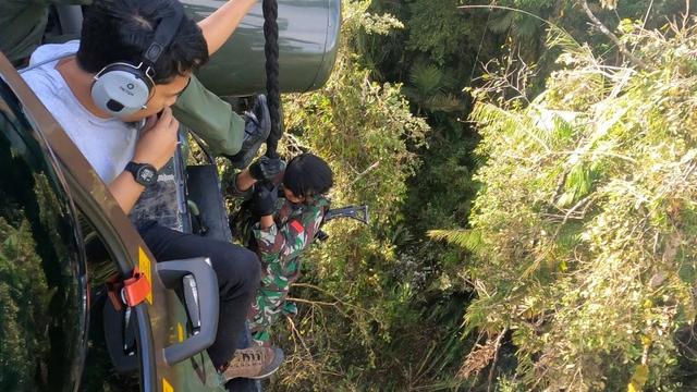 Operasi Senyap 5 Prajurit TNI Sergap Teroris MIT di Hutan Pukul 03.00 WITA (316776)
