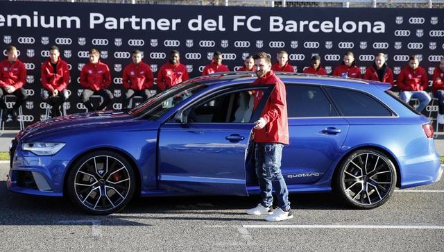 Antar Argentina Juara Copa America, Ini 20 Koleksi Mobil Mewah Lionel Messi (666004)