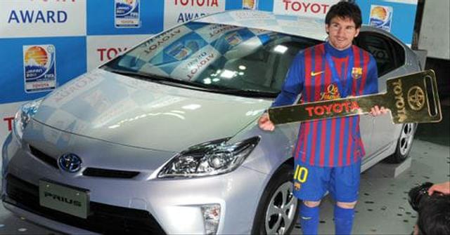 Antar Argentina Juara Copa America, Ini 20 Koleksi Mobil Mewah Lionel Messi (666012)