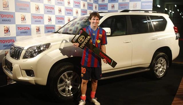 Antar Argentina Juara Copa America, Ini 20 Koleksi Mobil Mewah Lionel Messi (666011)