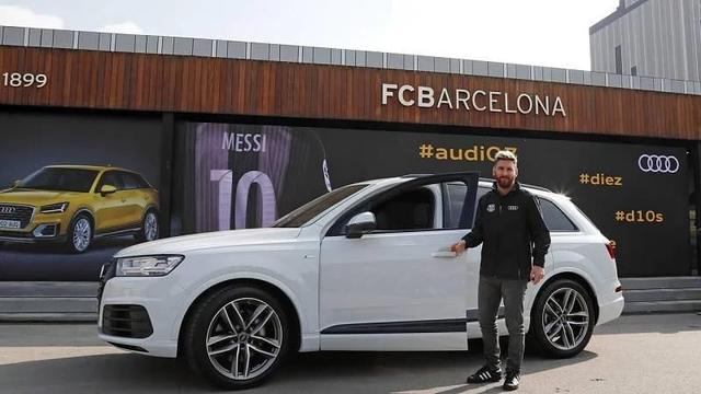 Antar Argentina Juara Copa America, Ini 20 Koleksi Mobil Mewah Lionel Messi (666006)