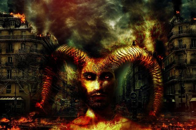 Nama Nama Iblis yang Paling Terkenal di Dunia (53538)