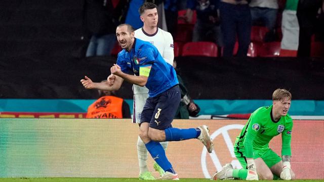 Nasib Giorgio Chiellini 'Digantung' Juventus Usai Bawa Italia Juara Euro 2020 (61355)