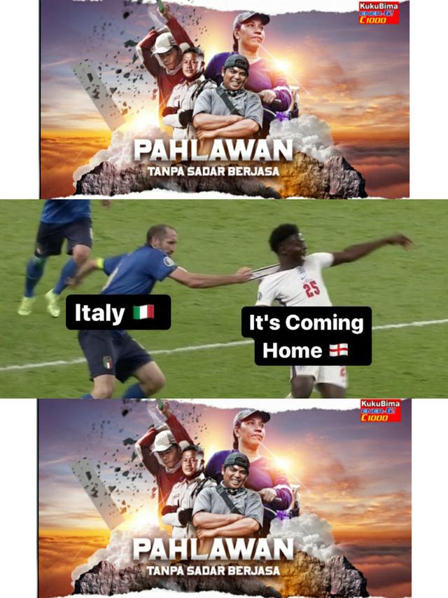 """Jargon Yang Benar Itu """"Football Is Coming Rome!"""" (257222)"""