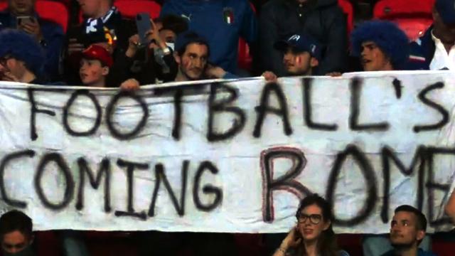 Football's Coming to Rome, Maaf Inggris Belum Waktunya Kalian Juara (7299)