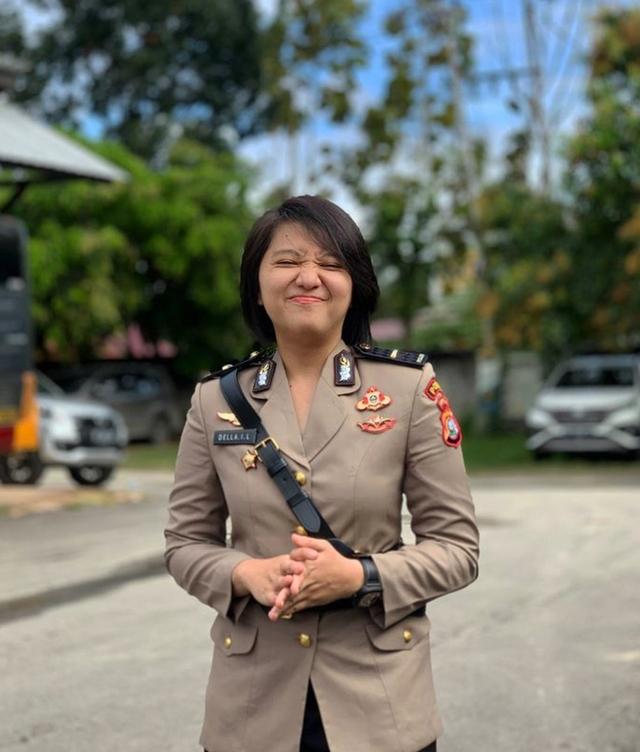 Polwan Asal Sultra Wakili Indonesia pada Misi Perdamaian PBB di Afrika Tengah (67333)