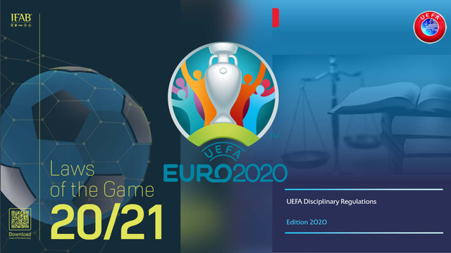Laws of the Game Euro 2020 (581071)