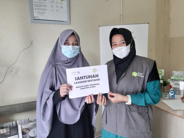 Mahasiswi Berprestasi Ikut Program Internasional, IZI Sumut Support Anisa (63280)