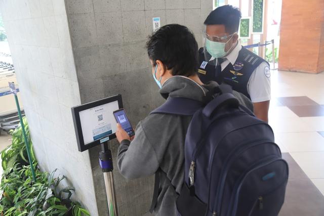 Catat! Bandara Soetta Terapkan Validasi Dokumen Kesehatan Digital bagi Penumpang (868917)