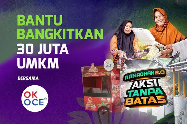 Bangkitkan UMKM Indonesia Bersama OK OCE (782745)