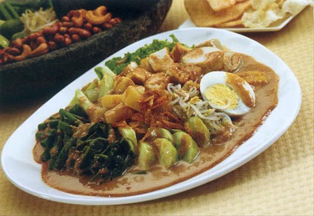 Makanan Khas Daerah Sunda, Ini 8 Menu yang Menggugah Selera (814984)