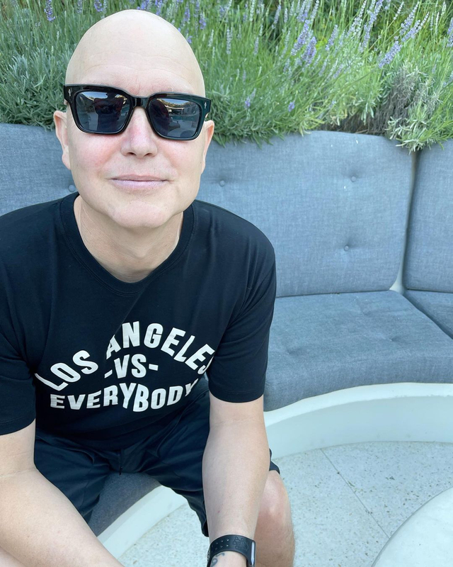 Profil Mark Hoppus, Bassist Blink 182 yang Sedang Mengidap Kanker (943926)