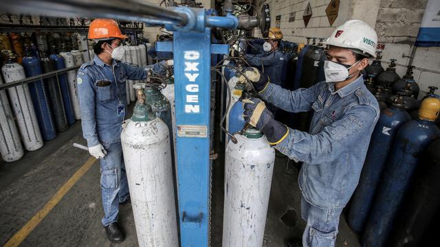 Sah! Sri Mulyani Bebaskan Pajak Impor Oksigen hingga Ventilator (3867)