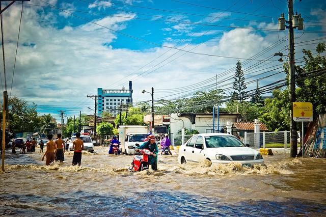 Negara-negara Kepulauan Kecil Pasifik Terancam Tenggelam Akibat Pemanasan Global (27272)