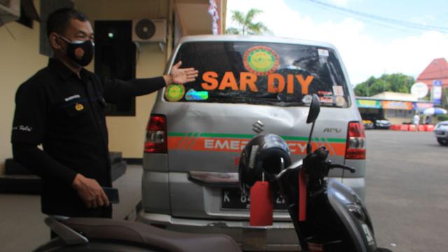 Motif Pria di Bantul Rusak Ambulans Milik SAR DIY: Termakan Hoaks Medsos (1062757)