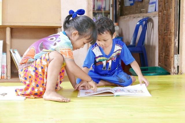 Mainan Anak 2 Tahun, Bikin Belajar Jadi Menyenangkan  (1010540)