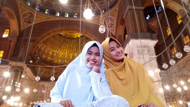Cerita Keseharian Hafizah 30 Juz Asal Aceh Wafat di Mesir: Rajin Setor Hafalan (247574)