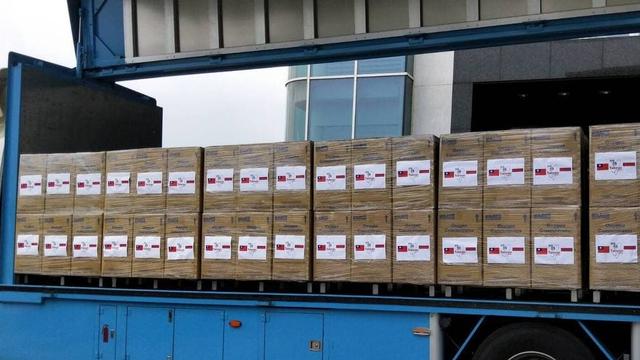 Taiwan Berikan 200 Mesin Penghasil Oksigen ke Indonesia (830423)