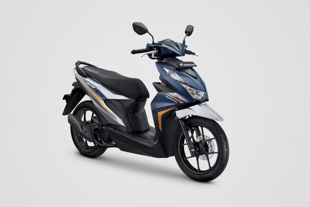 Honda BeAT dengan Warna 'Spesial' Meluncur di Indonesia, Harga Tetap (84983)