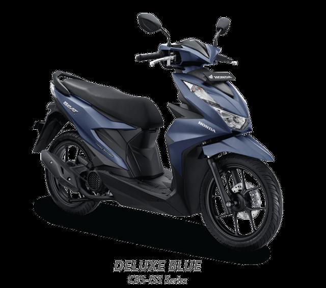 Honda BeAT dengan Warna 'Spesial' Meluncur di Indonesia, Harga Tetap (84985)