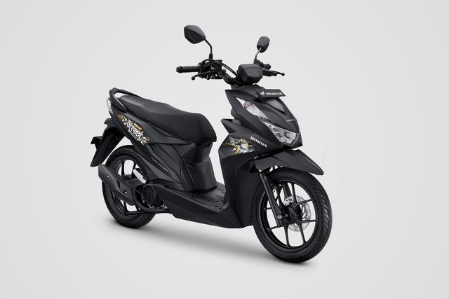 Honda BeAT dengan Warna 'Spesial' Meluncur di Indonesia, Harga Tetap (84984)
