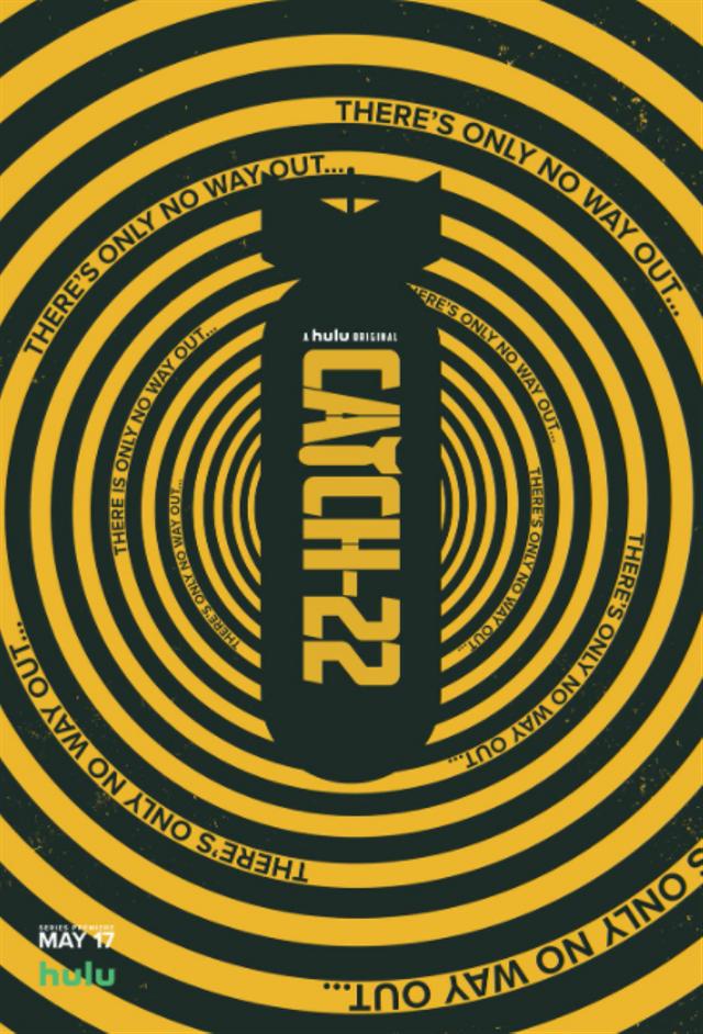 Review Catch 22 di Mola: Serial Perang yang Menegangkan, Konyol dan Menghibur (92472)