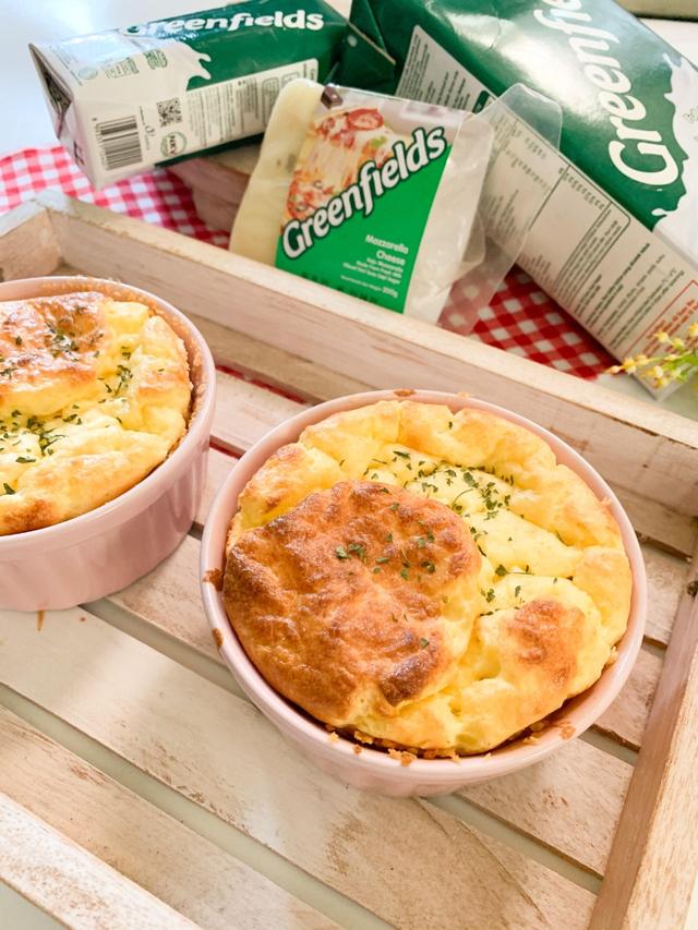 Resep Souffle Keju Kentang yang Mudah, Bisa Jadi Menu Makan Malam Keluarga  (1000078)