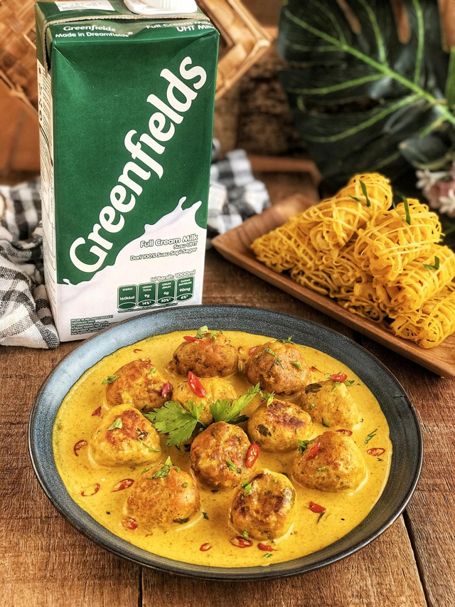 Resep Makanan Chicken Kofta Curry, Praktis dan Lezat  (145203)