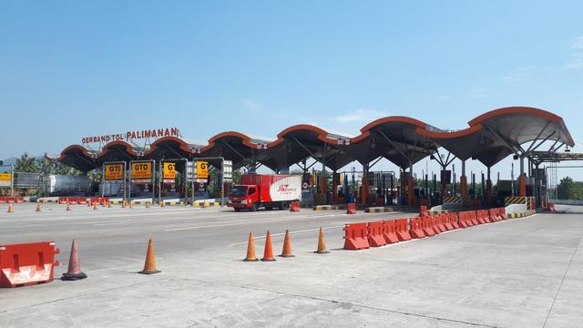 PPKM Darurat, Tol Cipali Beroperasi Normal (128205)