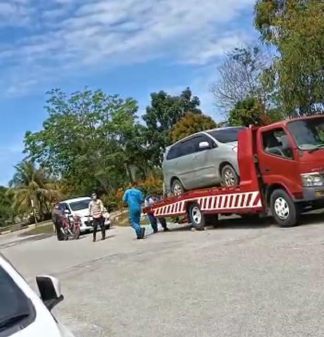 Debt Collector di Karimun Dipolisikan Usai Tarik Paksa Kendaraan Nasabah (1089019)