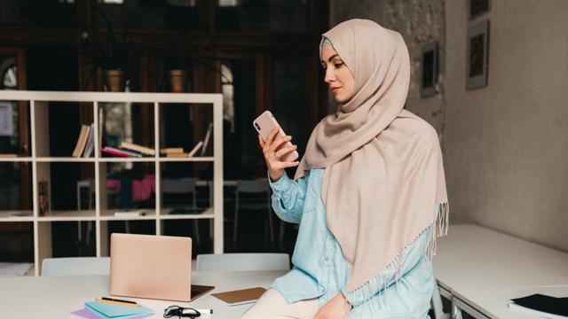 OOTD Hijab Casual, Simple tapi Tetap Presentable! (39006)