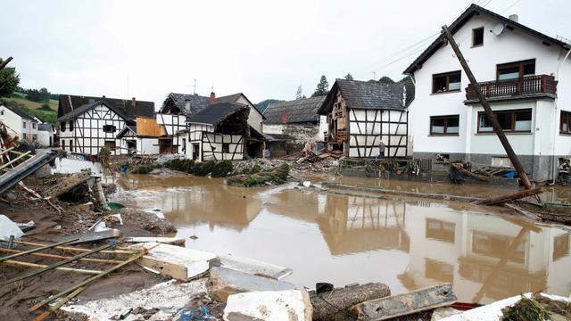 11 Keluarga WNI di Jerman Terdampak Banjir Besar, Semua Selamat (958524)