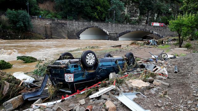 Tak Ada WNI yang Jadi Korban Jiwa Banjir Besar di Jerman (1189946)