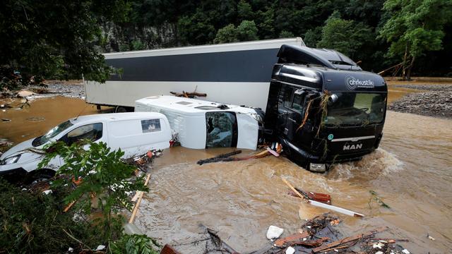 Tak Ada WNI yang Jadi Korban Jiwa Banjir Besar di Jerman (1189945)