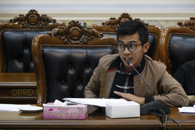 Tak Melibatkan DPRD, Kebijakan Rahma Dinilai Hanya Mencari Sensasional (7661)