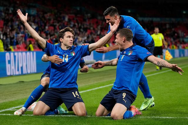 Usai Euro dan Copa America, Timnas Italia Akan Menghadapi Timnas Argentina? (750353)