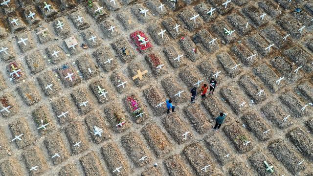 Studi: 1,5 Juta Anak di Dunia Kehilangan Anggota Keluarga Akibat Covid (7793)