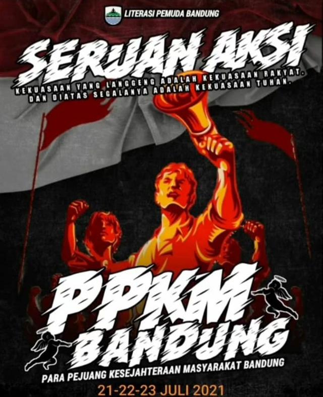 Polisi Imbau Warga Kota Bandung Tak Ikut Demo 21 Juli (259943)