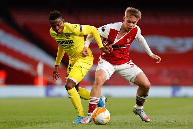 Emile Smith Rowe Bakal Warisi Nomor Punggung Mesut Oezil di Arsenal? (613354)