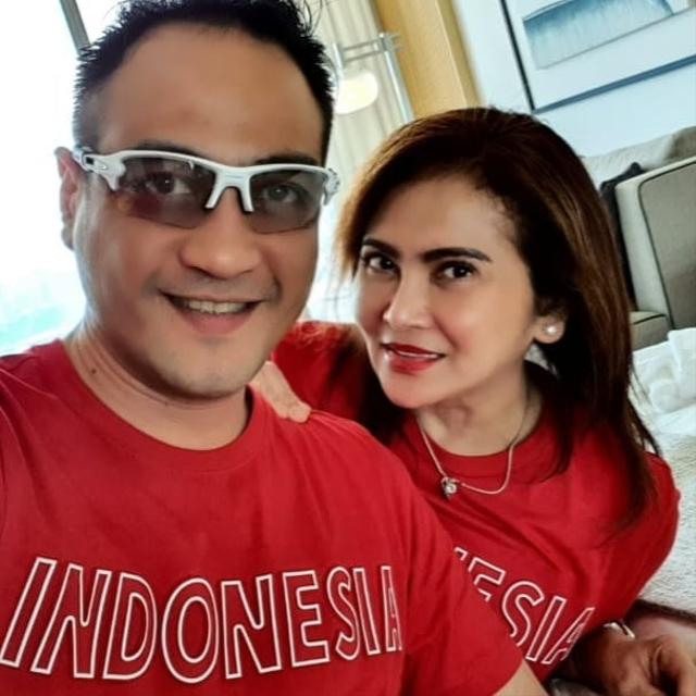 Sempat Nikah Siri, Ferry Irawan-Anggi Novita Sudah Resmikan Pernikahan pada 2015 (381498)