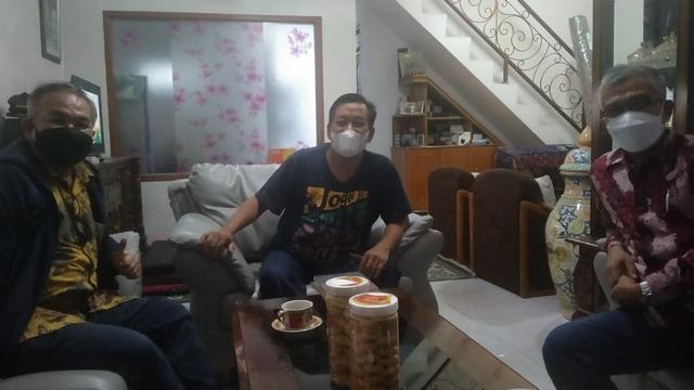 Saat Sakit COVID-19 Nurcholis MA Basyari Berjuang Masuk S3 Fikom Unpad (371082)
