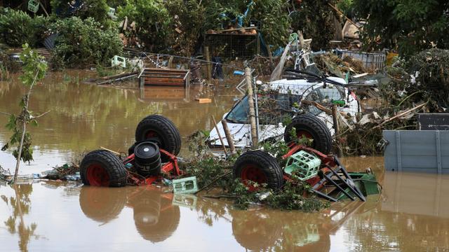 Cegah Banjir Besar Jerman Terulang, Merkel Percepat Upaya Lawan Perubahan Iklim (124158)
