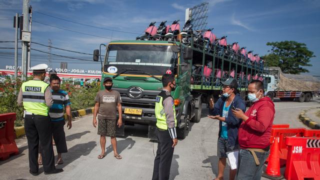 Jenis Kendaraan Ini Boleh Keluar-Masuk Jakarta Selama Idul Adha dan PPKM Darurat (87637)