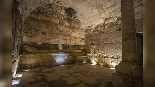 Arkeolog Temukan Bangunan Megah Era Romawi di Bawah Tembok Barat Israel (62317)