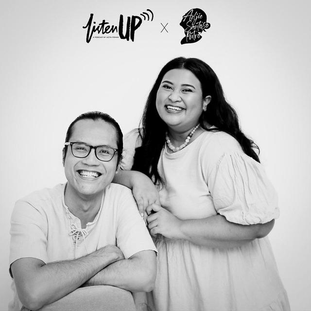 Adjie Santosoputro & Ucita Pohan Buat Talkshow NGEBATIN, Bahas Kesehatan Mental (79552)